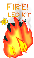 Fire LED Kit