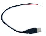 USB Type A Power Supply Cable: Power for your LEDs
