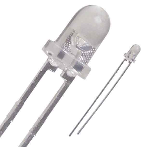 LED only, no wire, no resistor
