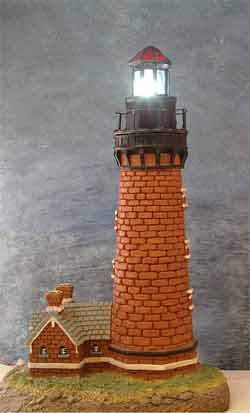 Light House Light for Miniatures