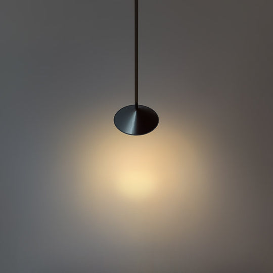 Miniature Industrial Pendant Lamp