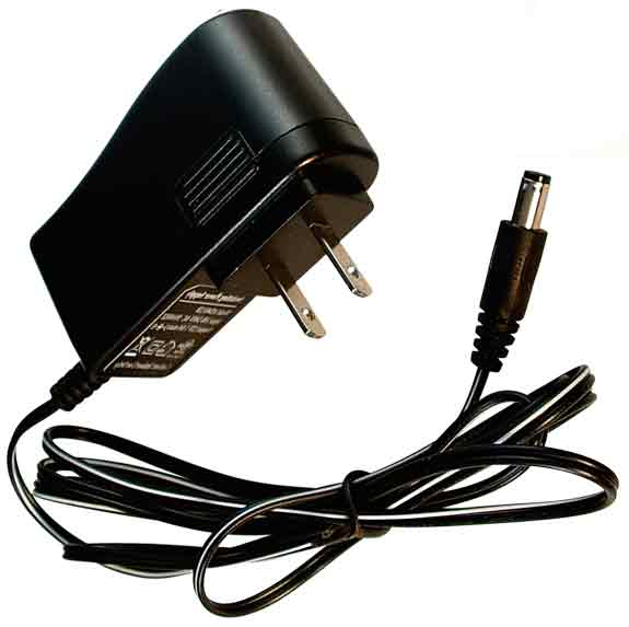 Regulated 12 Volt DC Output Adapter Transformer