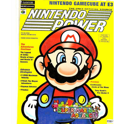 Nintendo Power Magazine (#133) - Incomplete and/or Rougher