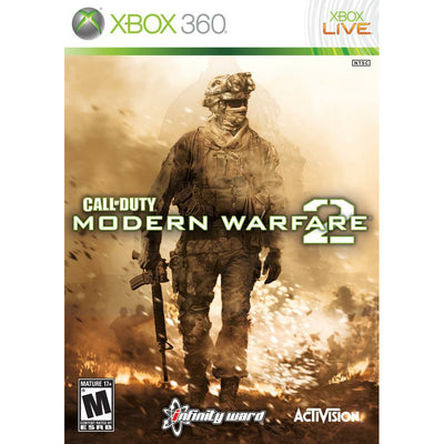 X360 - Call of Duty Modern Warfare 2