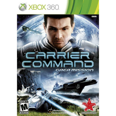X360 - Carrier Command Gaea Mission