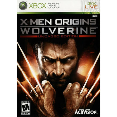 X360 - X-Men Origins: Wolverine Uncaged Edition - PUGCanada