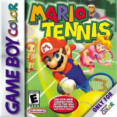 GBC - Mario Tennis (Cartridge Only)