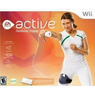 Wii - Active Personal Trainer Pack