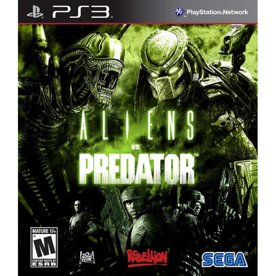 PS3 - Aliens Vs Predator - PUGCanada