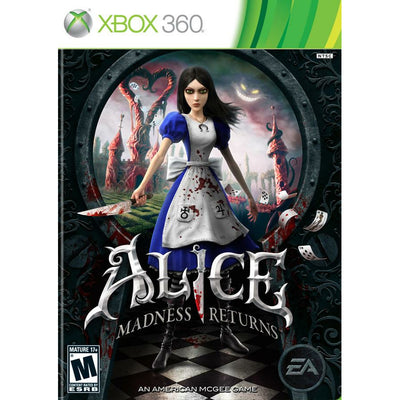 X360 - Alice Madness Returns