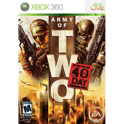 X360 - Army of Two 40th Day