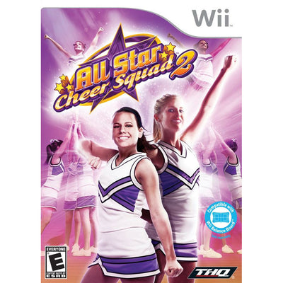 WII - All Star Cheer Squad 2 - PUGCanada