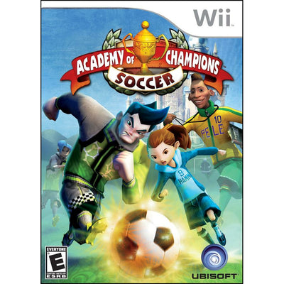 WII - Academy of Champions Soccer - PUGCanada