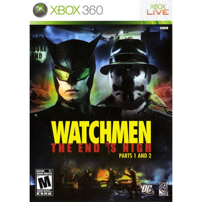 X360 - Watchmen - The End is Nigh Parts 1 and 2 - PUGCanada