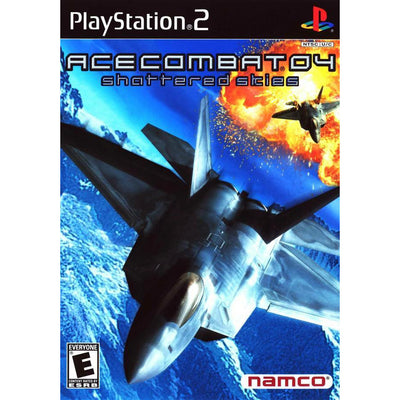 PS2   Ace Combat 04 Shattered Skies   PUGCanada