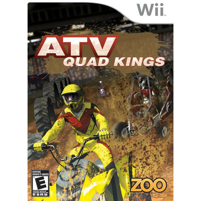 Wii - ATV Quad Kings