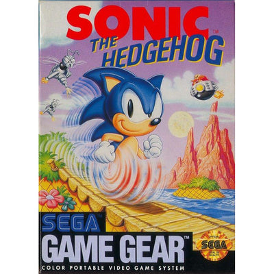 GameGear   Sonic the Hedgehog   PUGCanada