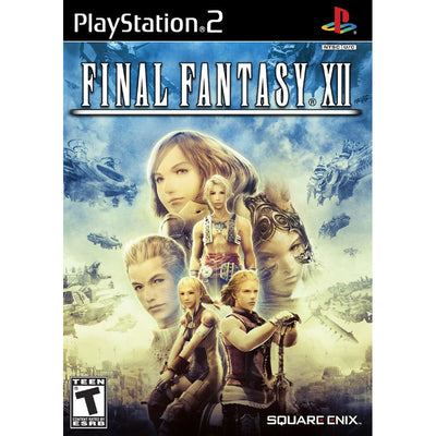 PS2   Final Fantasy XII   PUGCanada