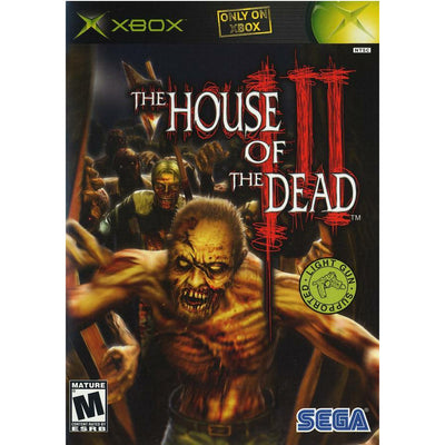 XBOX - The House of The Dead III
