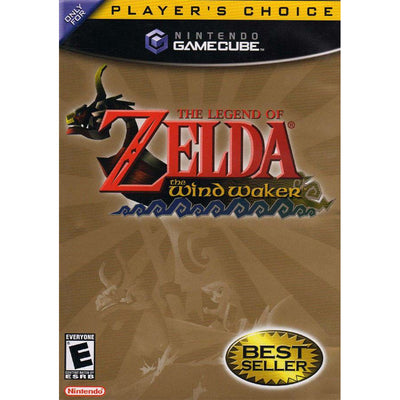GC - The Legend of Zelda the Wind Waker