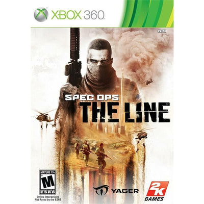 X360 - Spec Ops The Line