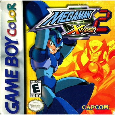 GBC - Mega Man Xtreme 2 (Cartridge Only)