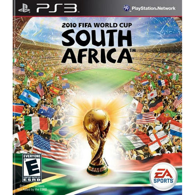 PS3 - 2010 Fifa World Cup South Africa - PUGCanada