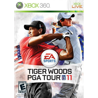 X360 - Tiger Woods PGA Tour 11