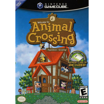GC - Animal Crossing