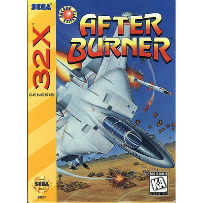 32X - After Burner (Cartridge Only) - PUGCanada