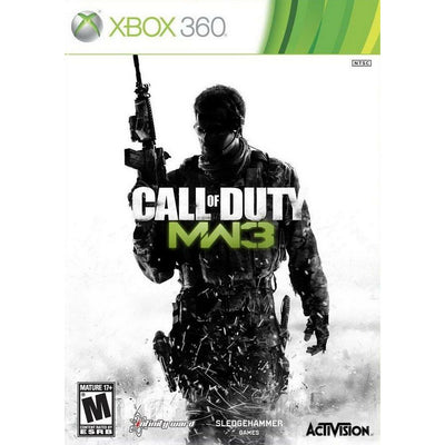 X360 - Call of Duty Modern Warfare 3