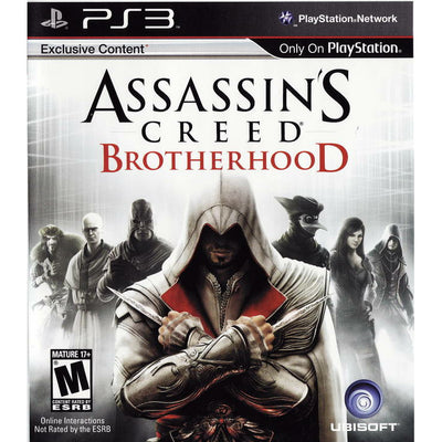 PS3 - Assassin's Creed Brotherhood - PUGCanada