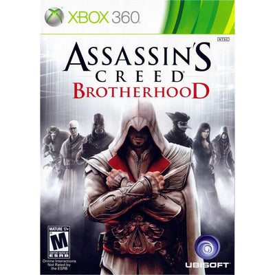 X360 - Assassin's Creed Brotherhood - PUGCanada