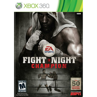 X360 - Fight Night Champion