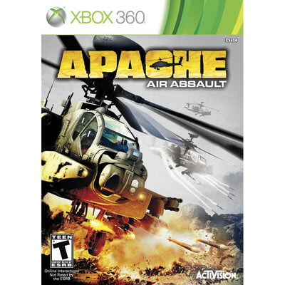 X360 - Apache Air Assault