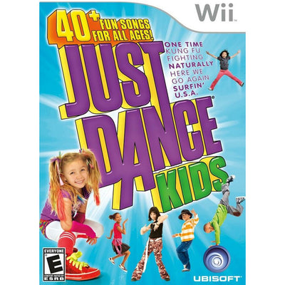 WII - Just Dance Kids