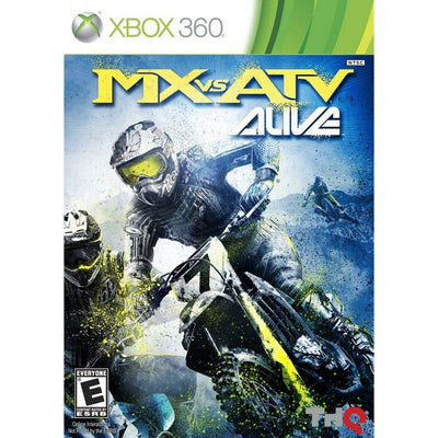 X360 - MX vs. ATV Alive