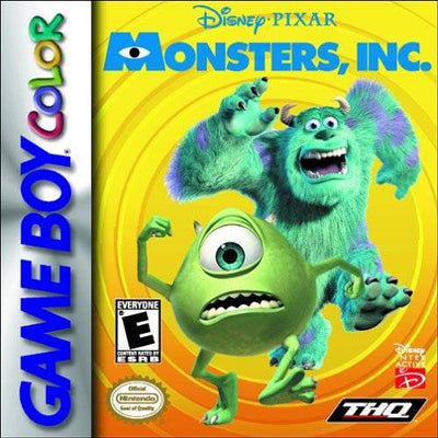 GBC - Monsters Inc - PUGCanada