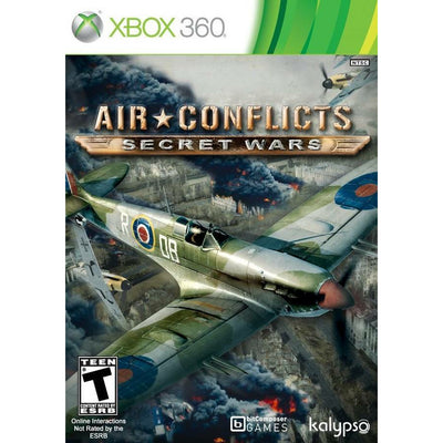 X360 - Air Conflicts - Secret Wars - PUGCanada