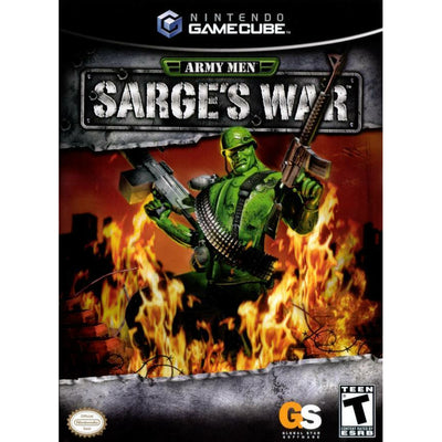 GC - Army Men Sarge's War