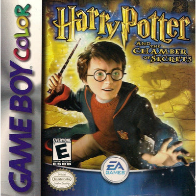 GBC - Harry Potter and the Chamber of Secrets - PUGCanada