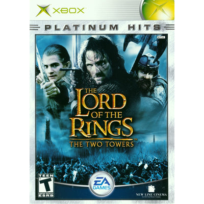 XBOX - The Lord of the Rings The Two Towers (Platinum Hits)