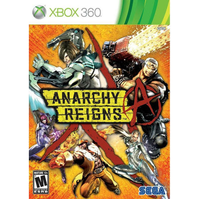 X360 - Anarchy Reigns