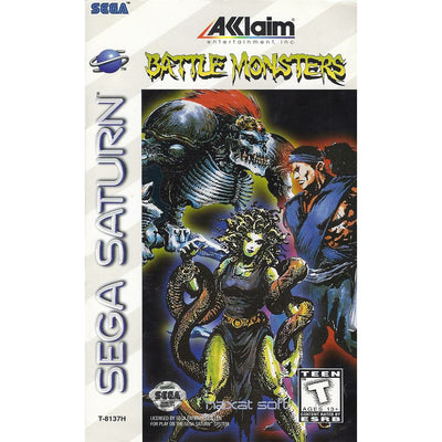 SATURN - Battle Monsters - PUGCanada
