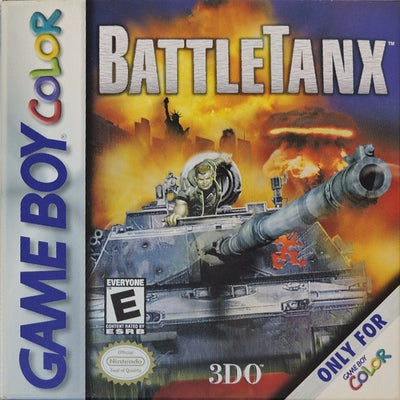 GBC - BattleTanx (Cartridge Only)