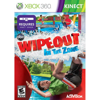 X360 - Wipeout In The Zone