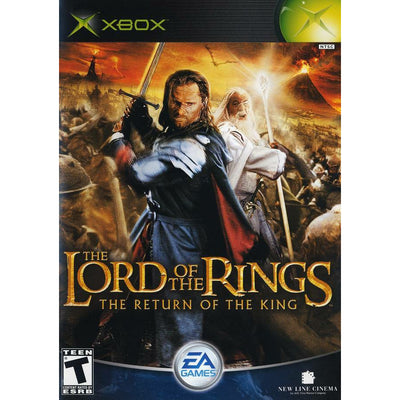 XBOX - The Lord of the Rings The Return of the King (Sealed) - PUGCanada
