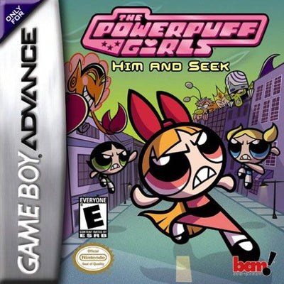 GameBoy Advance - The PowerPuff Girls Him and Seek (Cartridge Only)
