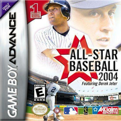 GBA - All Star Baseball 2004 (Cartridge Only) - PUGCanada