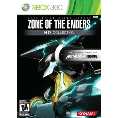 X360 - Zone of the Enders - HD Collection - PUGCanada
